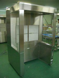 医療機器向け大型筐体